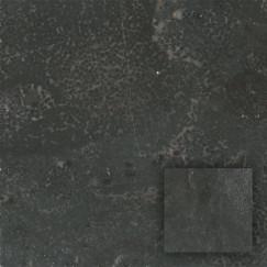 Progetto Limestone black 10x10x1cm, antraciet