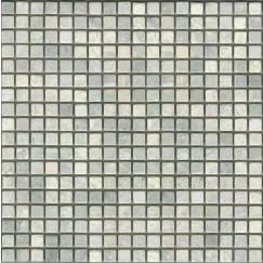 Mozaiek marm,moz,groen 01,5x01,5 vel