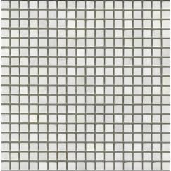 Mozaiek marm,moz,wit 002 01,5x01,5 vel