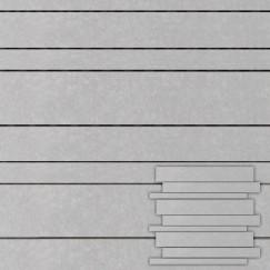 Mozaiek ardennes light grey interlock 30,0x30,0