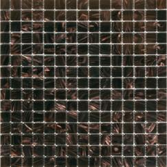 Mozaiek vi,003 dark brown 32,7x32,7