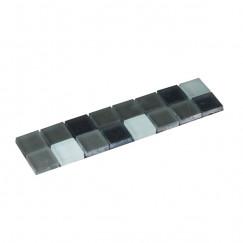 Listello silk glas grijs 05,0x20,0