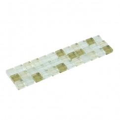 Listello mosaic groen mix 5,0x20,0