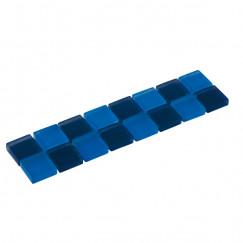 Listello silk blauw glas 04,8x19,5