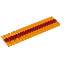 Priggo Listello Stick Mosaic Oranje 04,8x19,5