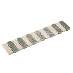 Listello stick bianco/nero 04,7x23,5