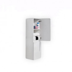 l'aqua Locomo wit Hoge kolomkast 35x160 - 2 deuren