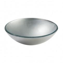 L'aqua Waskom D 42cm Modello from zilver gehard glas
