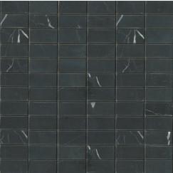 Mozaiek nero honed moz zwrt 34,0x34,0