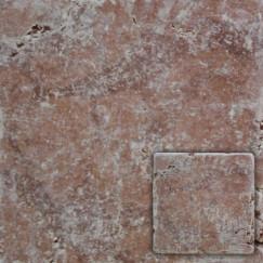 Natuursteen rosso veron,antik 15,0x15,0