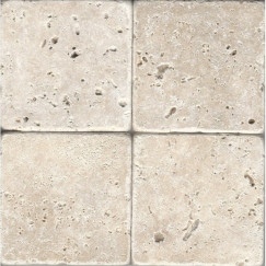 Trio Natuursteen Travertino Chiaro 30,0x30,0