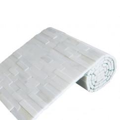 Mozaiek brickstone rol white 34,0x150,0cm