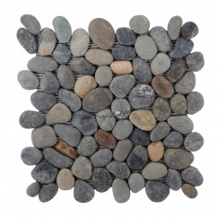 Mozaiek pebblestone mix 29,4x29,4
