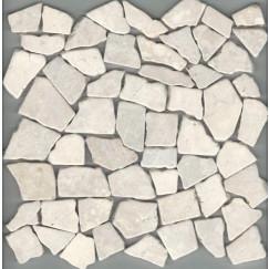 Priggo Mozaiek Beachstone Creme 29,4x29,4