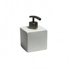 L'aquaSquare zeep dispenser keramiek mat zwart