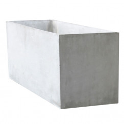 Plantenbakken plantenbak beton rechthoek 60x30x47