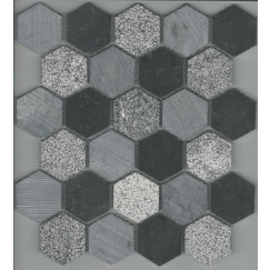 Mozaiek mosaic stone 300x300x10mm chip 53x53 tv-ms 172