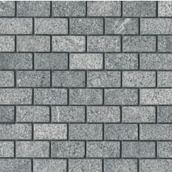 Mozaiek grey 30x30x1 chip 23x48mm (hammer)