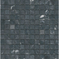 Mozaiek black 30x30x1 chip 23x23mm