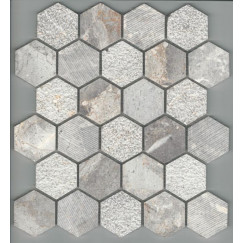 Mozaiek mosaic stone 300x300x10mm chip 53x53 tv-ms 193
