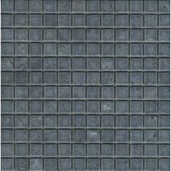 Mozaiek grey 30x30x1 chip 23x23mm