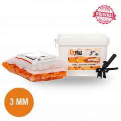 Fix Plus Starters Kit 100 BASIC 3mm. SET100BSC-M3