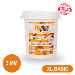 Fix Plus Starters Kit XL Basic 3mm. SETXLBSC-M3