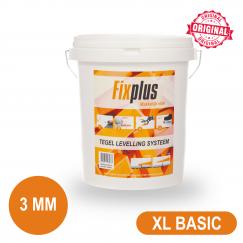 Fix Plus Starters Kit XL Basic 3mm. SETXLBSC-M3