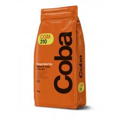 Coba voegproducten voegmaterialen x 5 kg cgm310 voegbruin cob