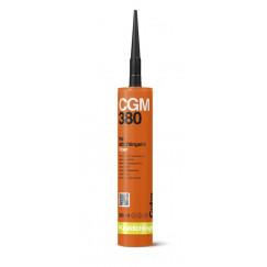 Coba sanitairkitten voegmaterialen x250 ml cgm380 2kpu grijs cob