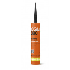 Coba sanitairkitten voegmaterialen x310 ml cgm390 wit cob