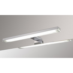 Novio See You badkamerlamp 28,5cm.led voor spiegel-spiegelkast Chroom