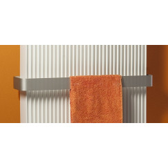 Vasco Bryce design radiatorhanddoekbeugel 525 mm. aluminium Aluminium 118324600000000