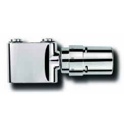 Vasco  ventielset recht thermostaatknop chroom Chroom 118210400000099