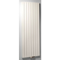 Vasco Zaros V75 design radiator 375x1800 n5 1281w as=0066 wit s600 Wit S600 112470375180000660600-0000