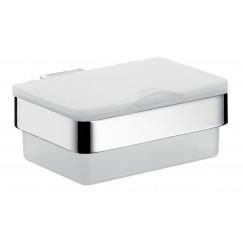 Emco Loft box voor vochtige doekjes chroom Chroom 053900101