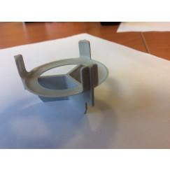 Aco Flexdrain voetjes voor kunststof stankslot 25 mm. rvs Rvs 0150.34.45