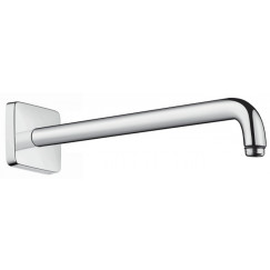 Hansgrohe  douche arm 389 mm. chroom Chroom 27446000