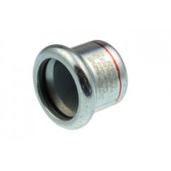 Vsh Xpress eindkoppeling 22 mm.pers c1429 staalverzinkt Staal Verzinkt 6202977