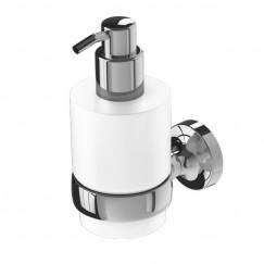 Geesa Tone zeepdispenser 200 ml. chroom Chroom 917316-02