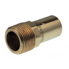 "Vsh Xpress overgangskoppeling 1/2""x15 mm.buxspie 6280g koper Koper 4803251"