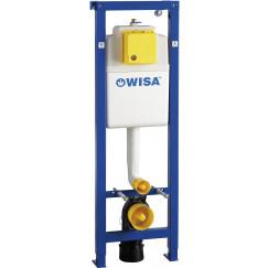 Wisa Excellent inbouwreservoir frontbediening 112cm blauw Blauw 8050452764