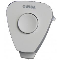 Wisa Serie 500 druktoets voor reservoir 500 nieuw model wit Wit 8050411801
