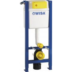 Wisa Xt wc inbouwelement wandcloset 98 cm.