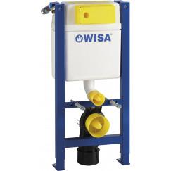 Wisa Xt wc inbouwelement wandcloset 83 cm.