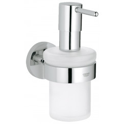 Grohe Essentials zeepdispenser chroom Chroom 40448001
