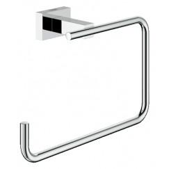 Grohe Essentials Cube handdoekring rechthoekig open chroom Chroom 40510001