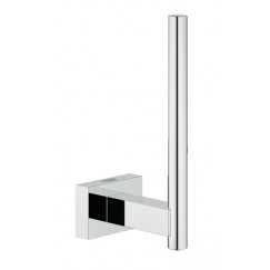 Grohe Essentials Cube reserverolhouder chroom Chroom 40623001