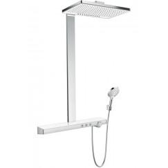 Hansgrohe Rainmaker Select 460 2jet showerpipe es