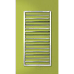 Zehnder Subway radiator 450x1837 mm.  as=s012 715w wit ral 9016 Wit Ral 9016 SUB-180-045